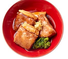 岩手県産豚の角煮