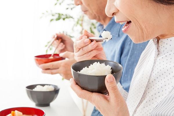 高齢者の体調管理には、体調に合わせた食事が大切3