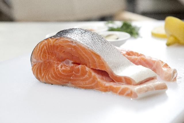 9月の食材は「鮭」