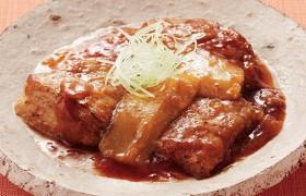 ご家庭の味 豚肉の生姜焼き